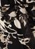 Ladybeetle floral devoré maxi dress - Zimmermann