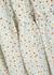Lucy floral-print cotton midi dress - BATSHEVA