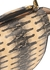 Hortensia mini snake-effect top handle bag - Wandler