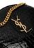 Vinyle crocodile-effect leather cross-body bag - Saint Laurent