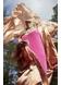 Blush quartz silk scarf - Marta Larrson
