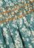 Ellie floral-print gauze midi dress - Free People