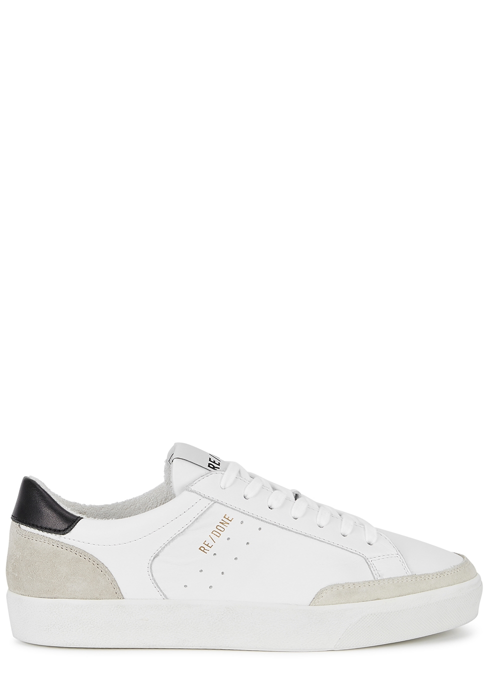 90s Skate white leather sneakers