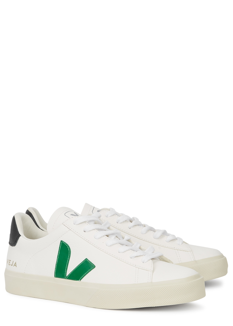 Veja Campo white leather sneakers