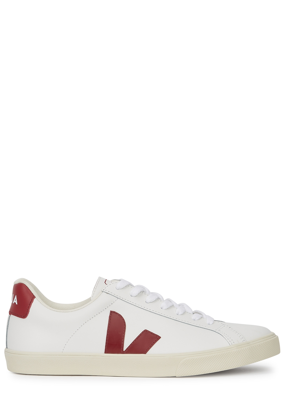 Veja Esplar white leather sneakers