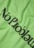 No Problemo green cotton T-shirt - Aries