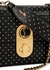 Elisa small studded leather shoulder bag - Christian Louboutin