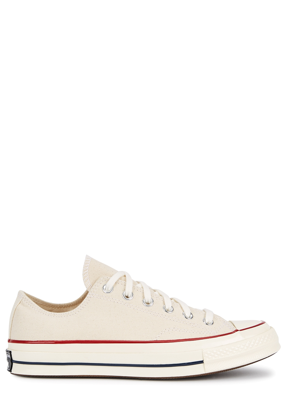 Chuck 70 cream canvas sneakers