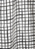 Checked Tencel-blend top - EILEEN FISHER