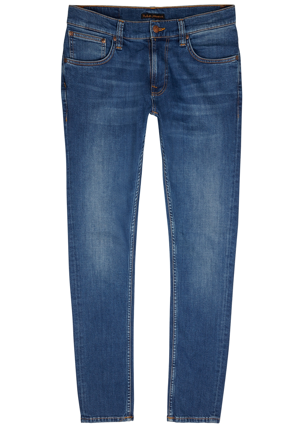 Tight Terry blue skinny jeans
