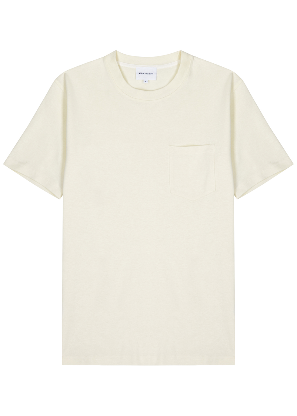 Johannes off-white cotton T-shirt