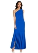 Jersey pintuck gown - Adrianna Papell