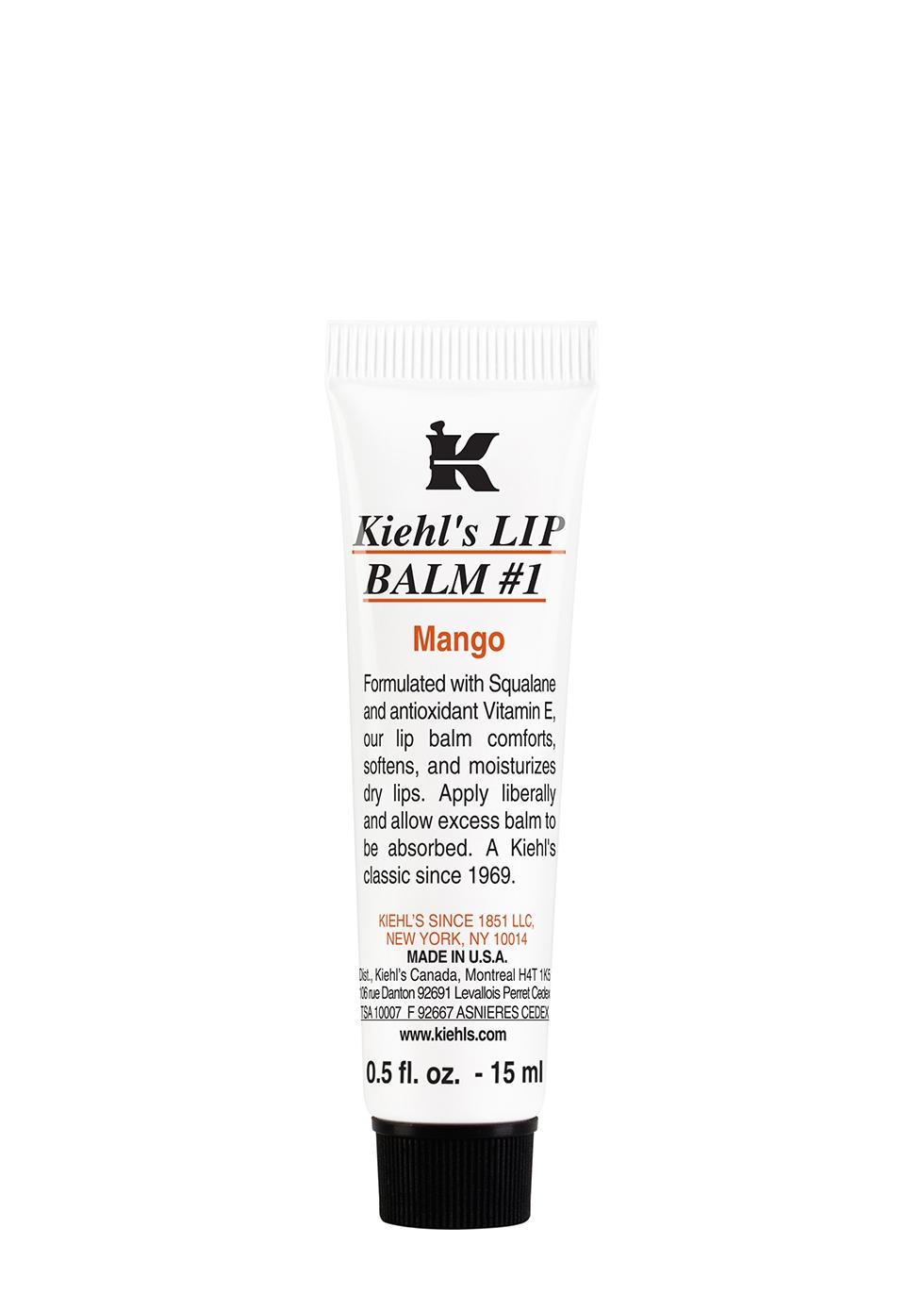Scented Lip Balm #1 Mango 15ml