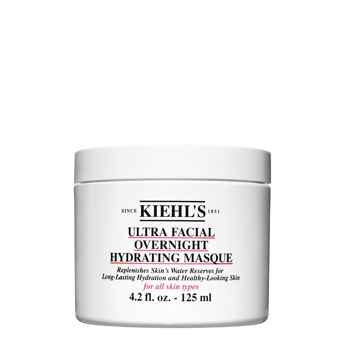 Kiehl's Since 1851 Ultra Facial Overnight Hydrating Masque 125ml In Size 3.4-5.0 Oz.