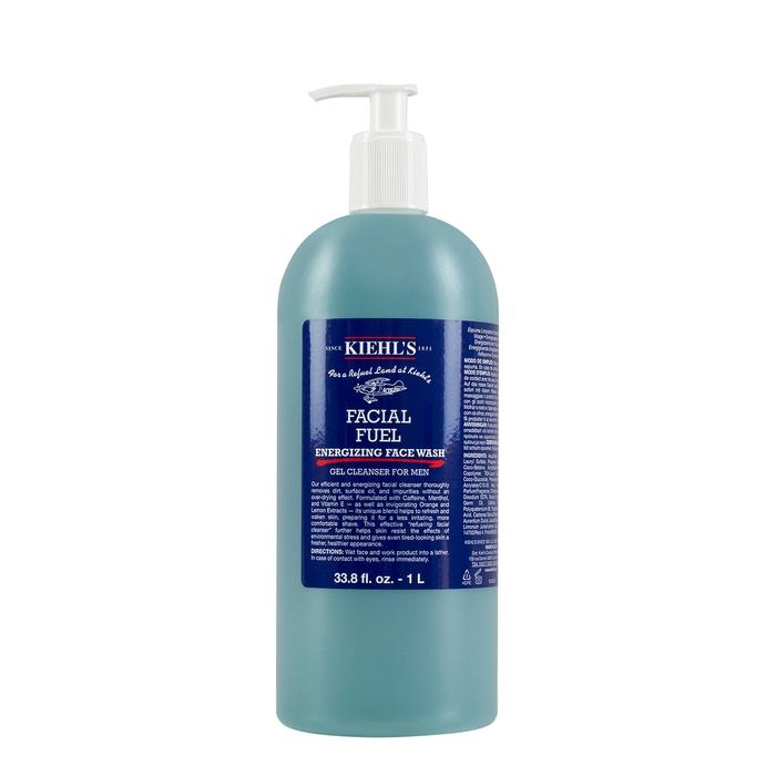 Kiehl's Since 1851 Facial Fuel Energising Face Wash 1 Litre