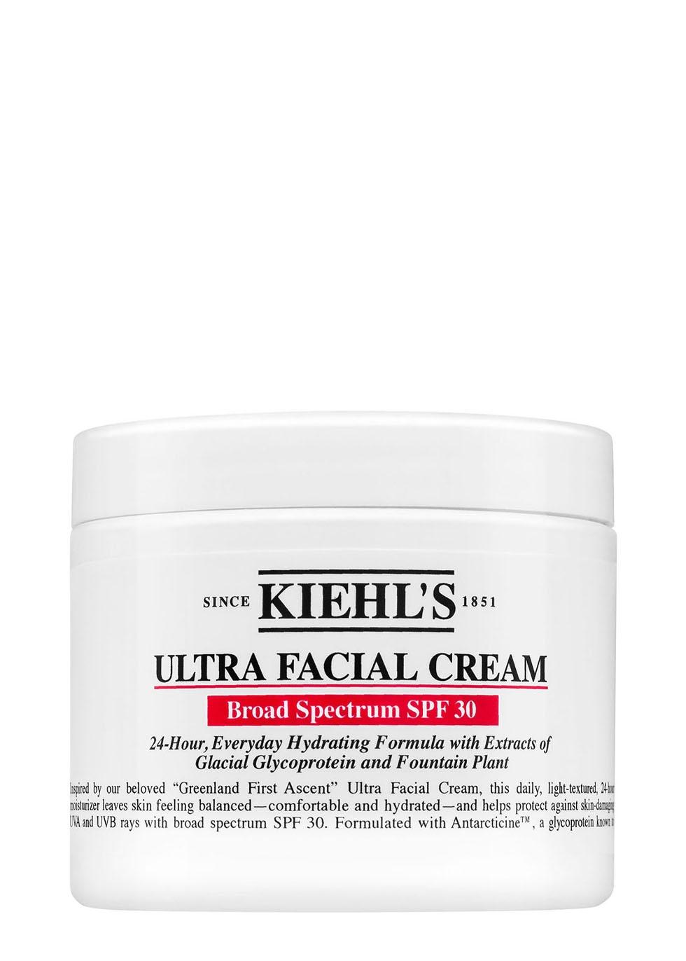 Ultra Facial Cream SPF30 125ml
