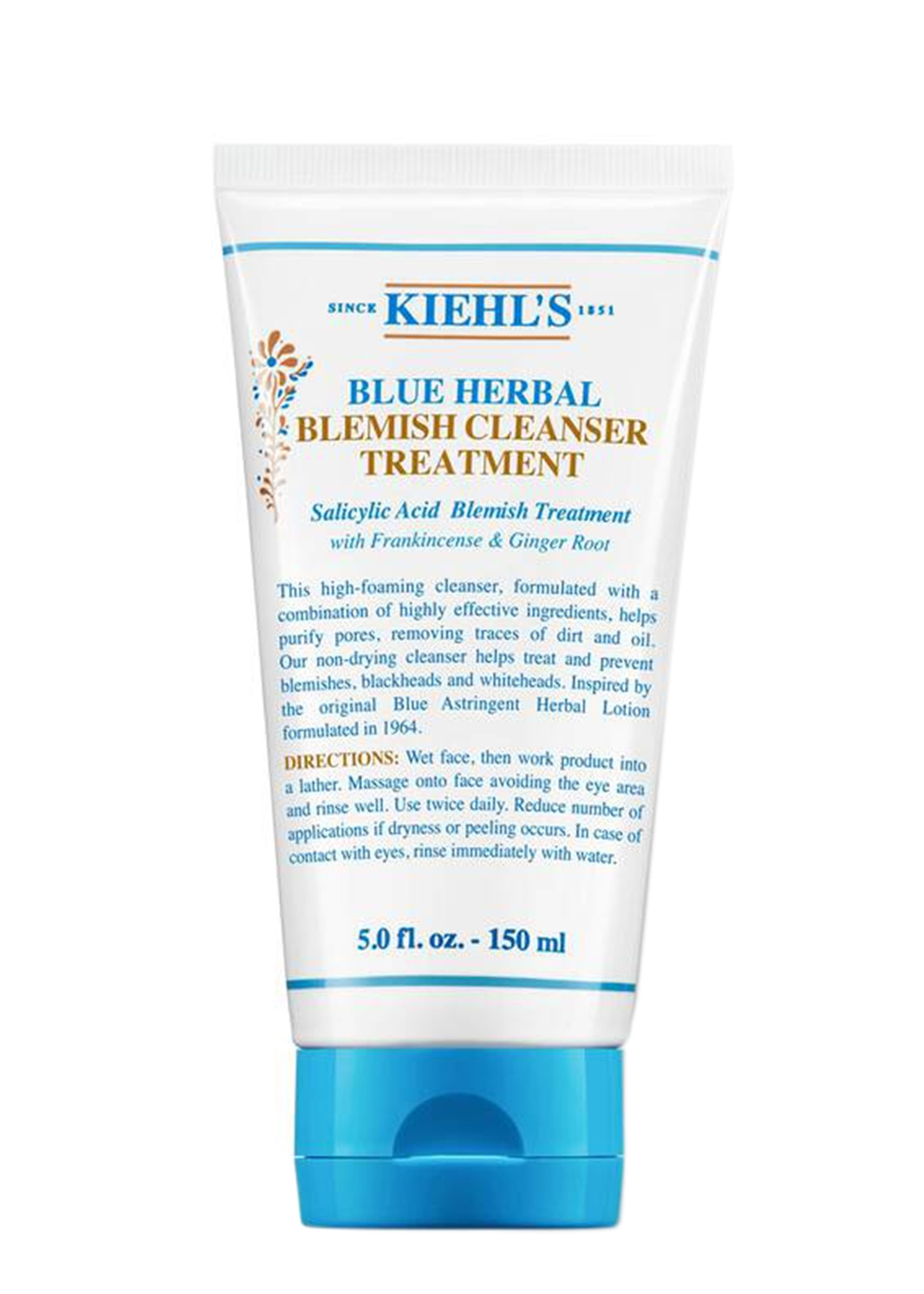 Blue Herbal Blemish Cleanser Treatment 150ml