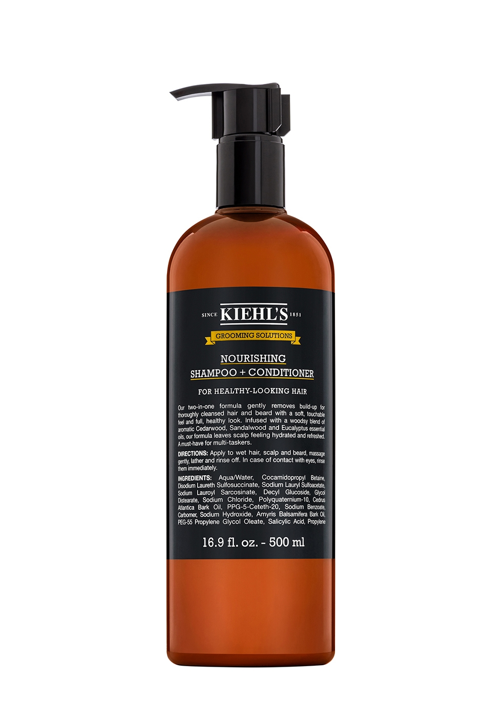 Grooming Solutions Nourishing Shampoo & Conditioner 500ml