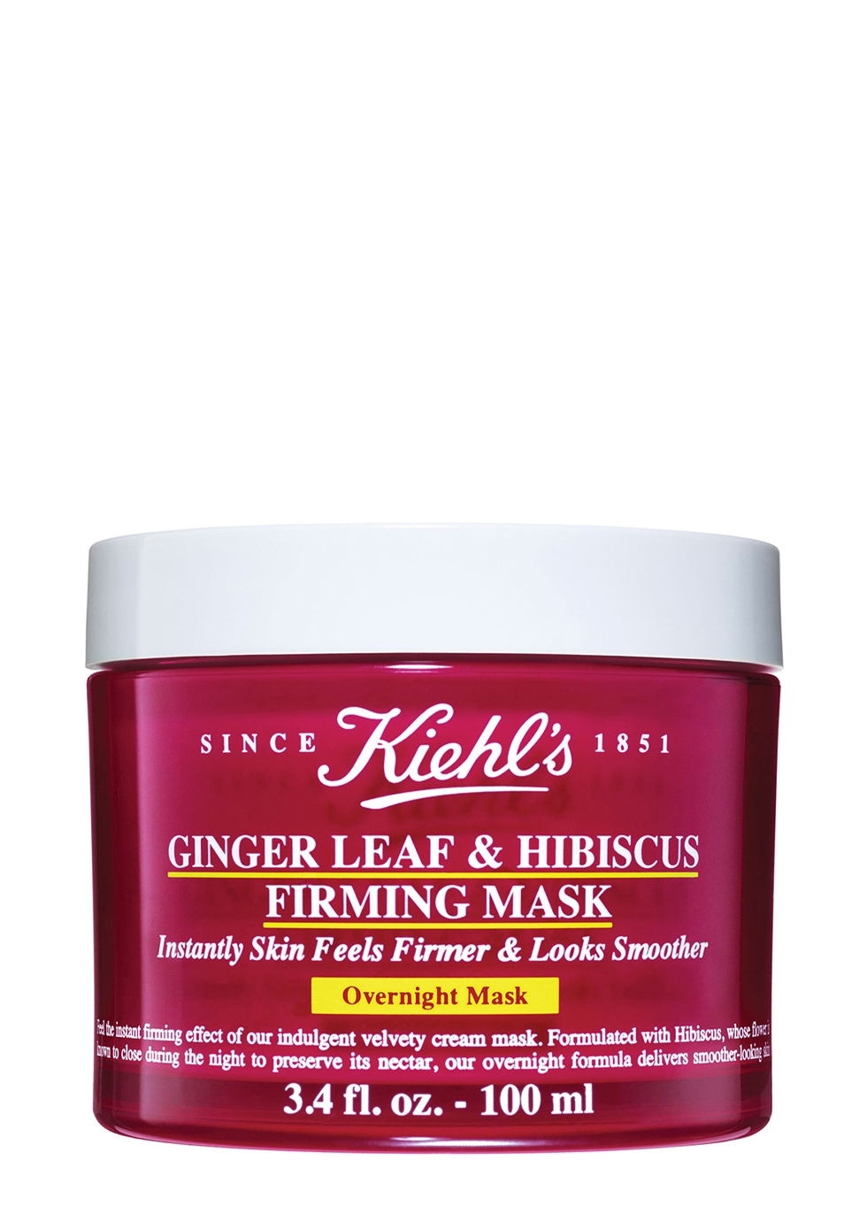 Ginger Leaf & Hibiscus Firming Mask 100ml