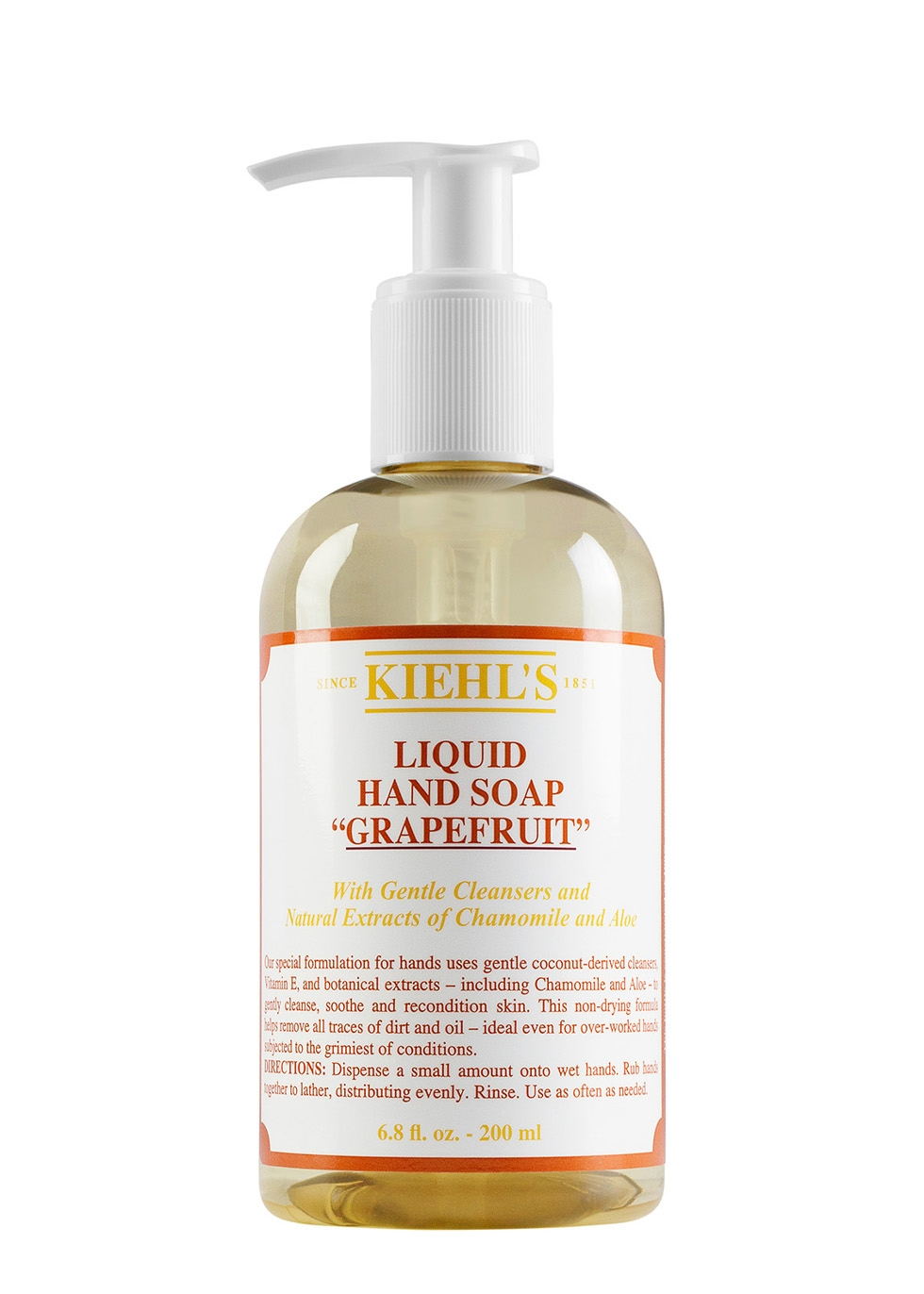 Liquid Hand Soap Grapefruit 200ml