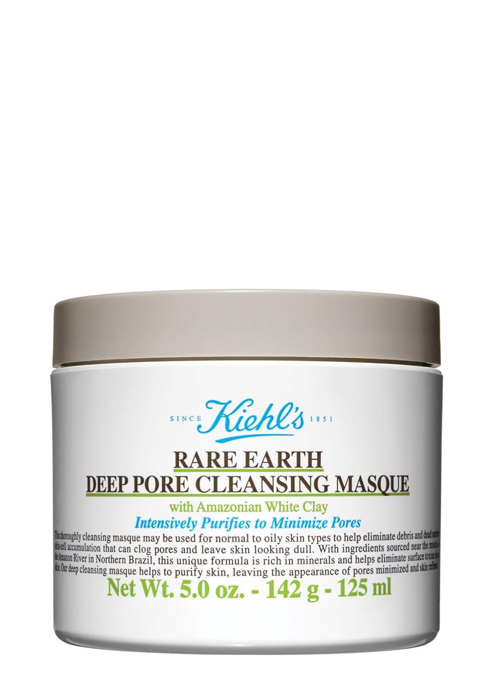 Rare Earth Deep Pore Cleansing Masque 142ml