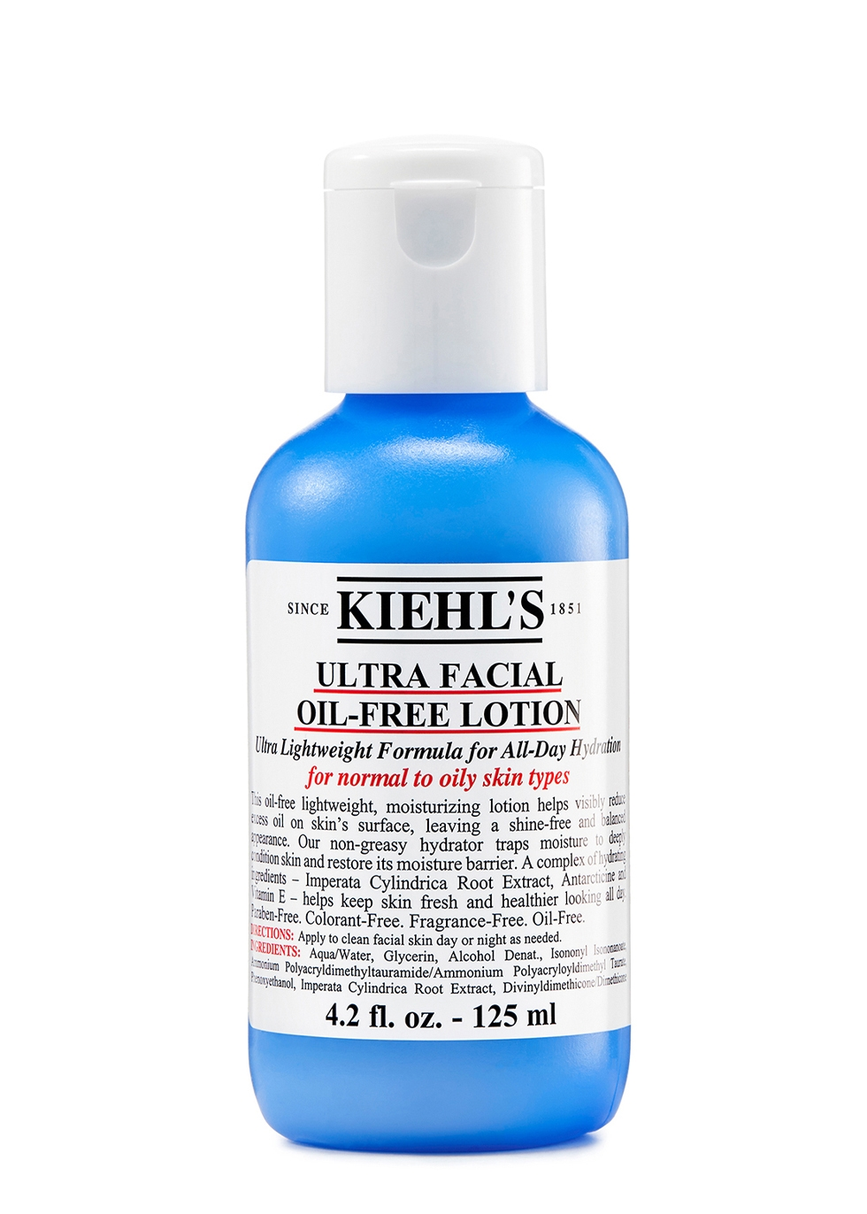 Ultra Facial Oil-Free Lotion 125ml