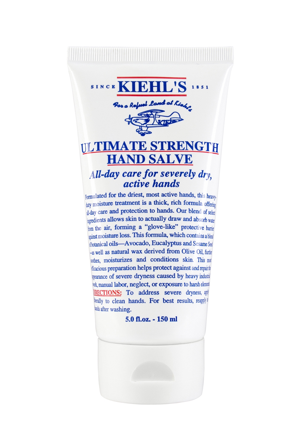Ultimate Strength Hand Salve 150ml