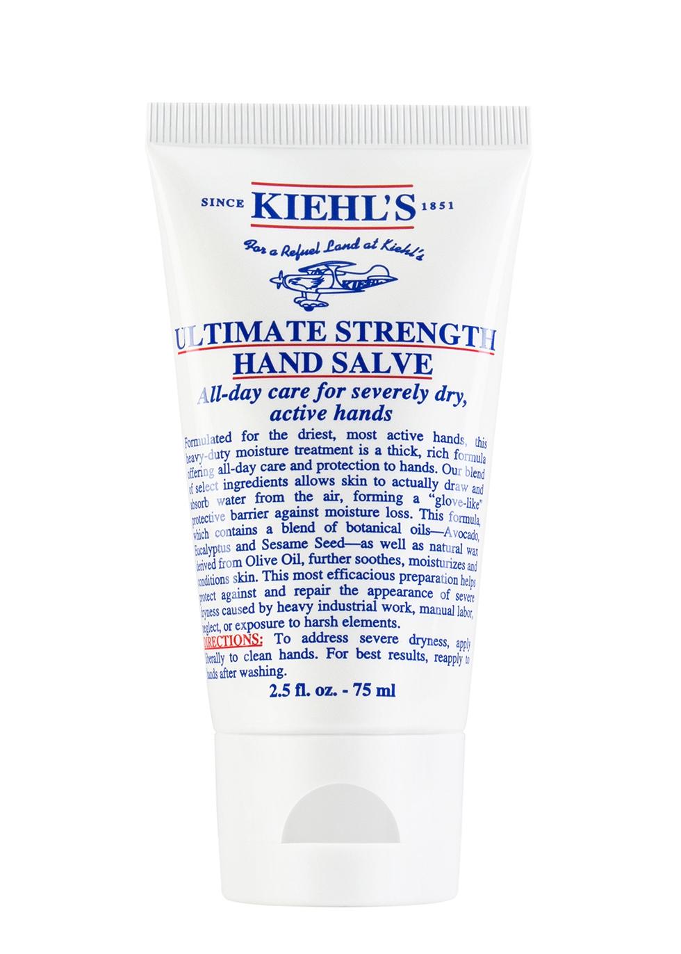Ultimate Strength Hand Salve 75ml