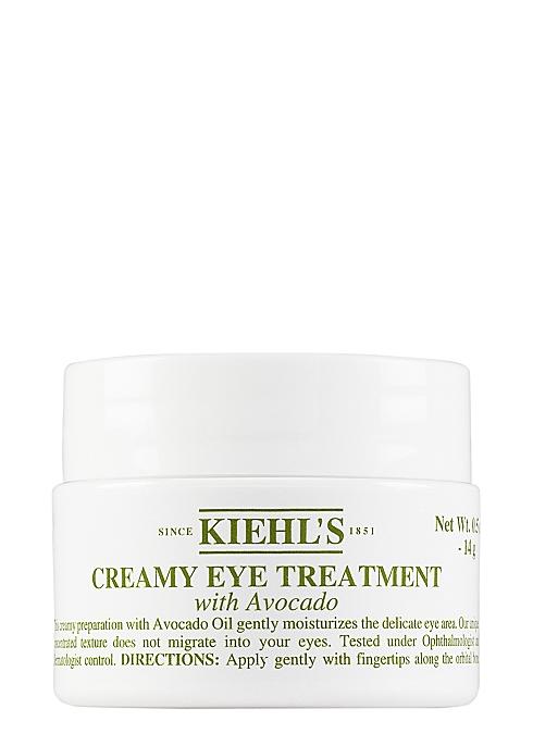 Creamy Eye Treatment with Avocado 14g - Kiehl's