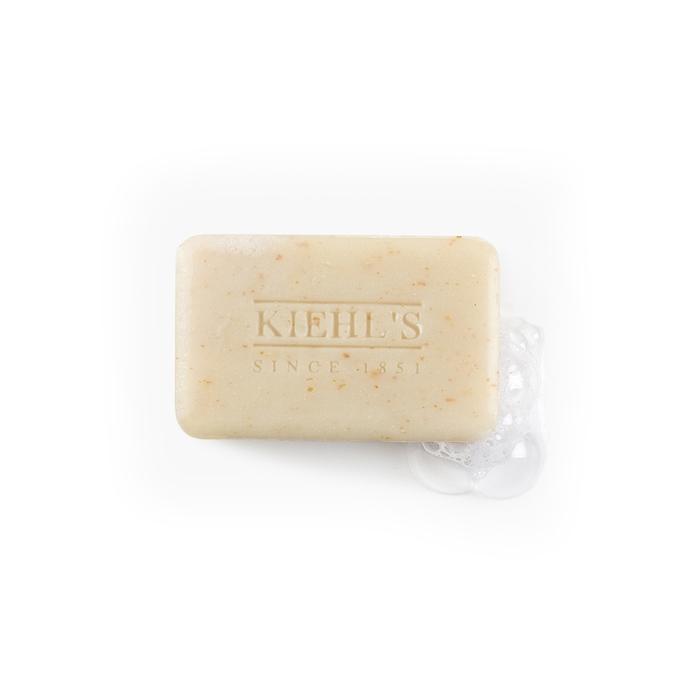 Kiehl's Since 1851 1851 Ultimate Man Body Scrub Soap In Size 6.8-8.5 Oz.