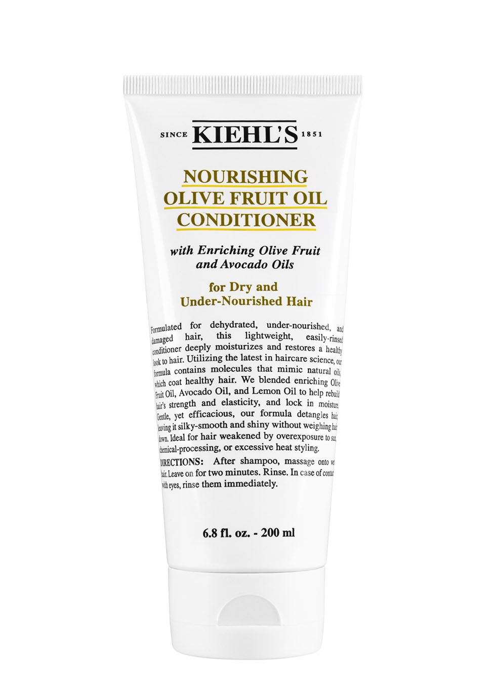 Olive Fruit Oil Nourishing Conditioner 200ml