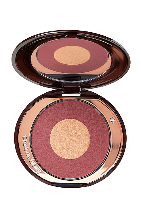 Cheek to Chic in Walk of No Shame - Charlotte Tilbury