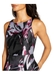 Floral jacquard gown - Adrianna Papell