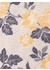 Allium floral tie yellow - DUCHAMP LONDON