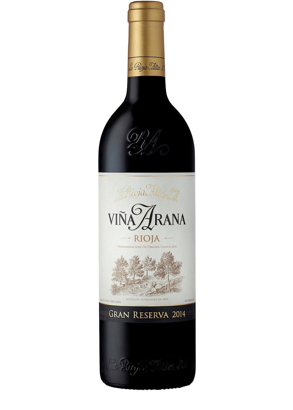 Viña Arana Rioja Gran Reserva 2014