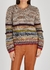 Chunky-knit alpaca-blend jumper - Stella McCartney