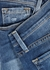 Le Garcon blue slim-leg jeans - Frame