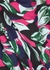 Carla printed wrap dress - Diane von Furstenberg