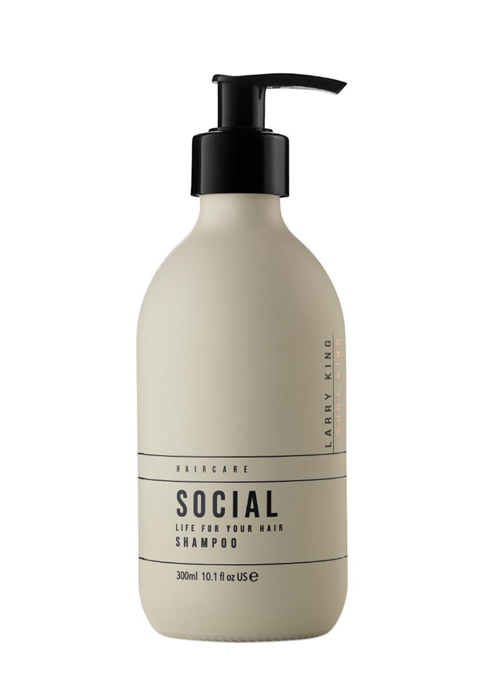 Social Life Shampoo Bottle 300ml