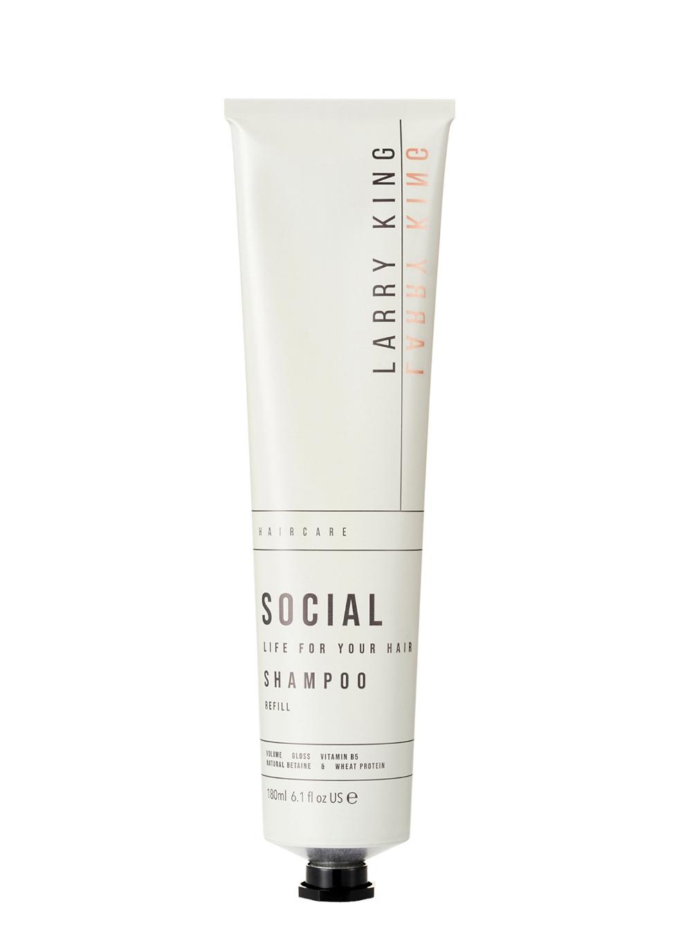 Social Life Shampoo Refill 180ml