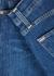 Fabulous 70's blue bootcut jeans - Alice + Olivia
