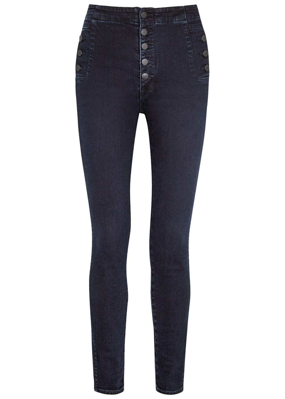 Natasha Sky High indigo skinny jeans