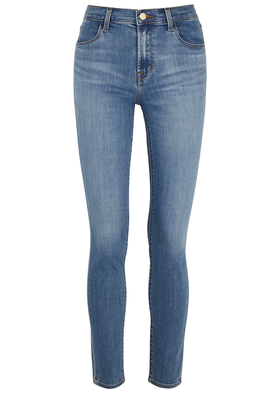 Maria light blue skinny jeans