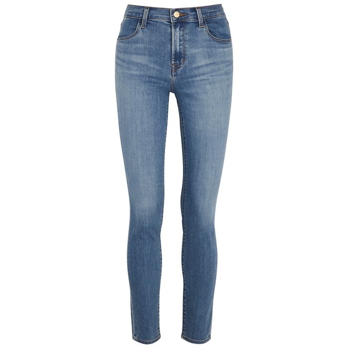 J Brand Maria Light Blue Skinny Jeans