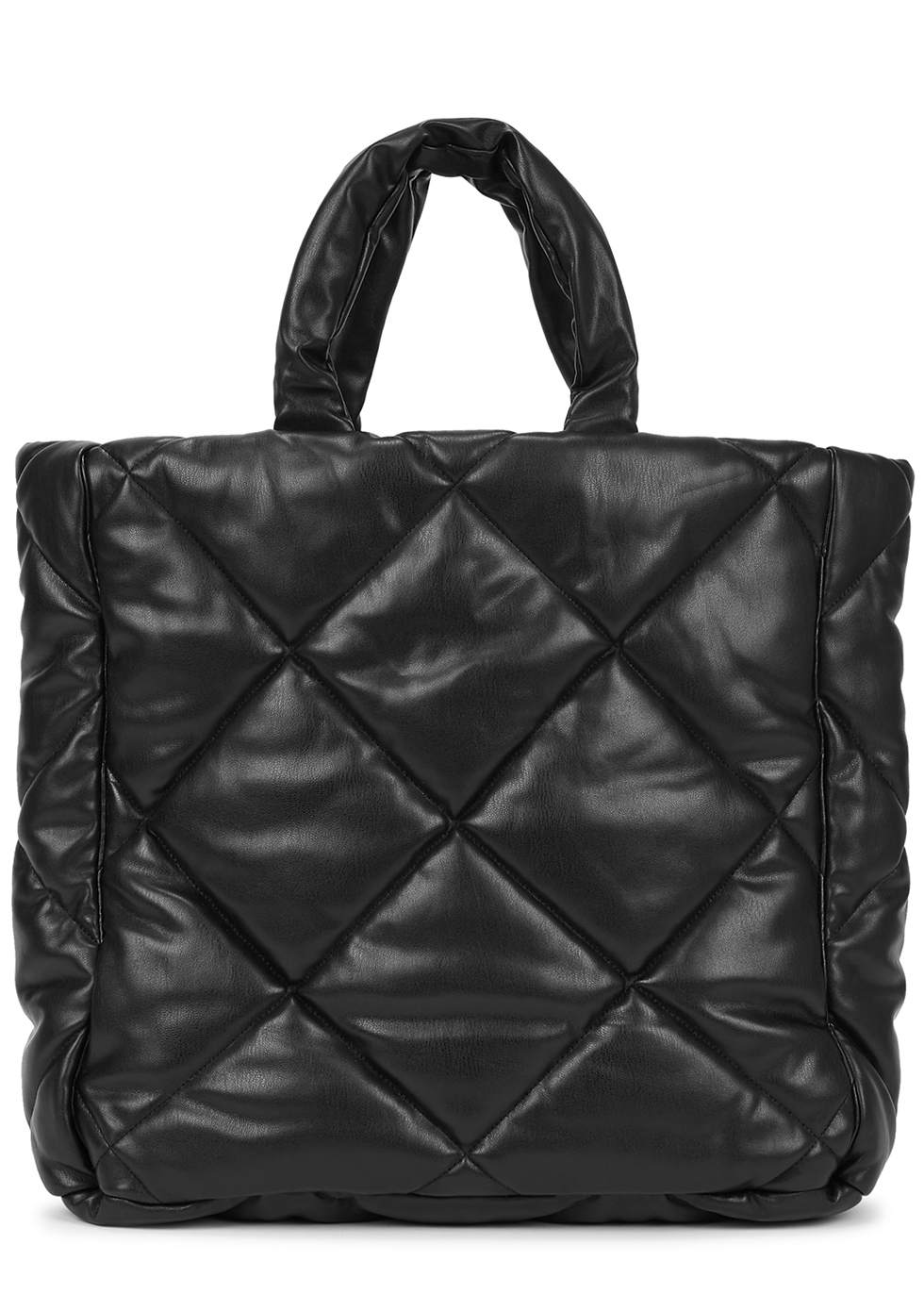 Assante quilted leather tote