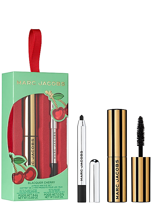 Blacquer Cherry Mini 2-Piece Eye Set - MARC JACOBS BEAUTY