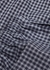Braemar 32 checked cotton pyjama trousers - Derek Rose
