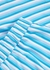 Ledbury 40 striped cotton boxer shorts - Derek Rose