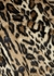 Chloe leopard-print faux fur coat - Free People