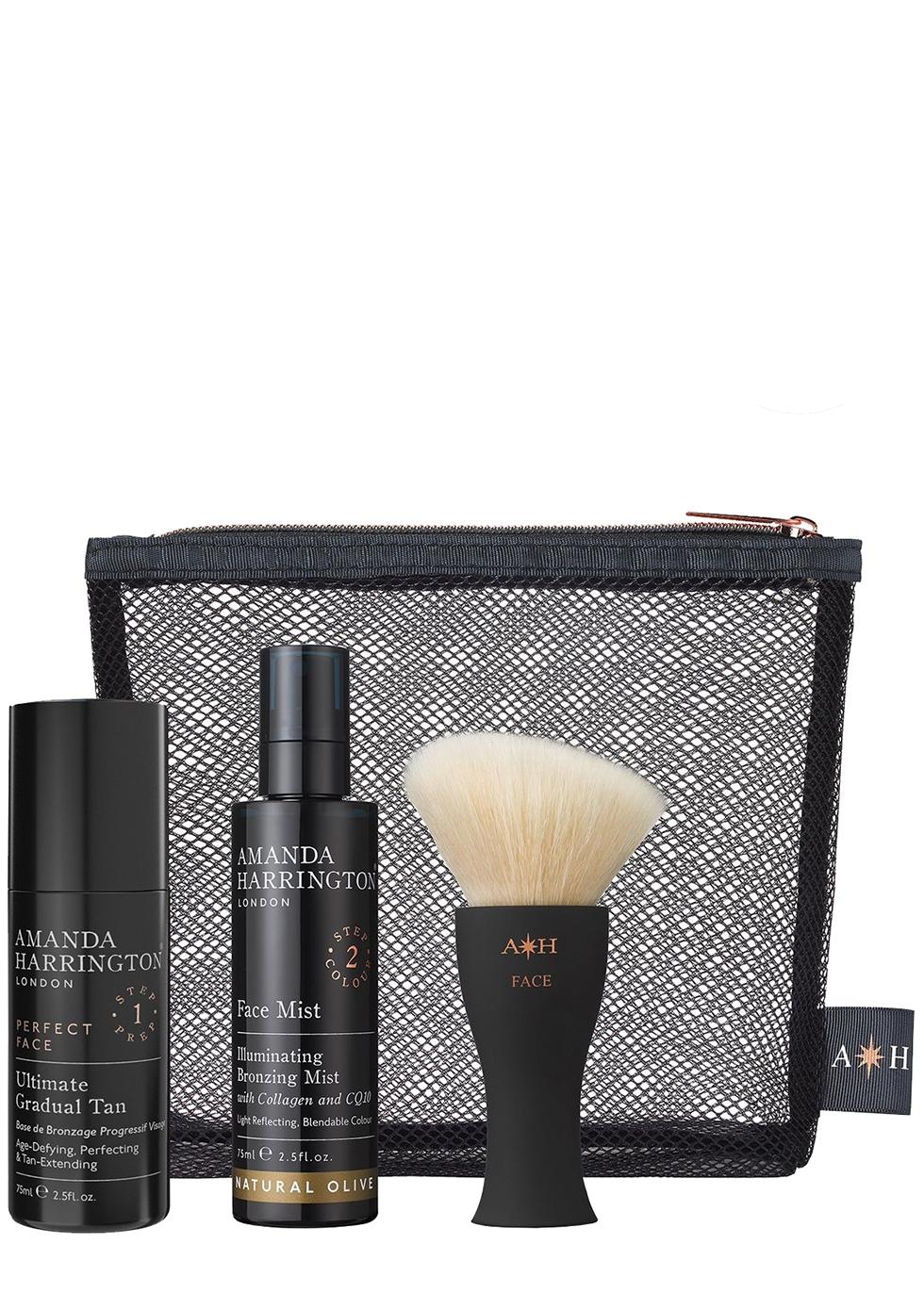 Face Set: 3 Step Tanning Method Natural Olive